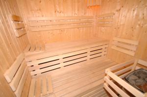 Sauna, Hotel Raj, Dedinky